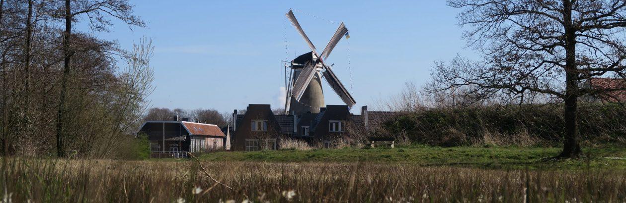De molen van Oude Hengel